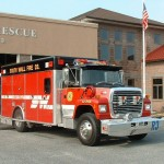 Retired Rescue 386 (Currently in operation for Asbury Park Fire)